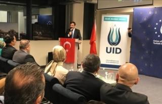 AK Parti Dış İlişkiler Başkanı Yılmaz: Türkiye'ye...