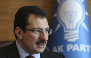 AK Parti Genel Başkan Yardımcısı Yavuz: Tank Palet...