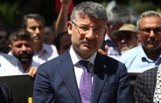 AK Parti'nin belediye başkan adayına bıçaklı...