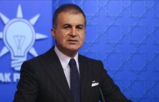AK Parti Sözcüsü Çelik: 31 Mart gecesi ittifakımızın...