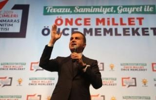 AK Parti Sözcüsü Çelik: Türkiye dost arayanlar...