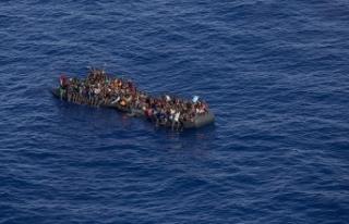 Çanakkale'de 166 düzensiz göçmen yakalandı
