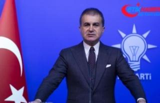 AKP'li Çelik: Samsun İl Başkanımız Hakan...
