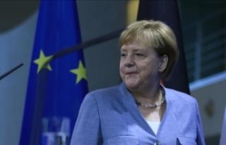 Almanya Başbakanı Angela Merkel: İngiltere Başbakanı'nın...