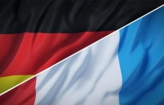 Almanya ile Fransa arasında yeni bir iş birliği...