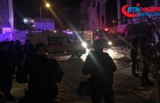 Ankara Sitelerdeki yangında 5 işçi yaşamını...