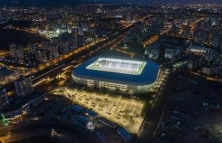 Ankara'nın yeni stadı kapılarını açıyor