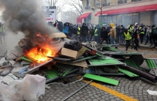 Avrupa Konseyinden Fransa'ya 'sarı yelekliler'...