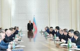 Azerbaycan Cumhurbaşkanı Aliyev: 2018 Azerbaycan...