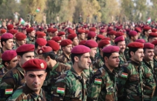 Bağdat yönetiminden Peşmerge'ye 56 milyon dolarlık...
