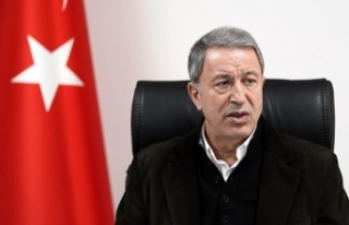 Bakan Akar: Mehmetçik Zeytin Dalı Harekatı'nda...