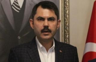 Bakan Kurum: Türkiye Emlak Katılım Bankasının...