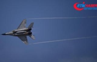 Baltık Denizi'nde Rus uçağı ABD uçağını...