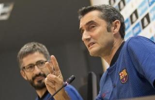 Barcelona'da teknik direktör tartışmalarına...