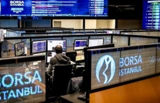 Borsa 8 ayın en yüksek kapanışını yaptı