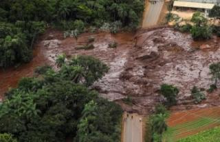 Brezilya'da çöken maden atık barajında ölü...