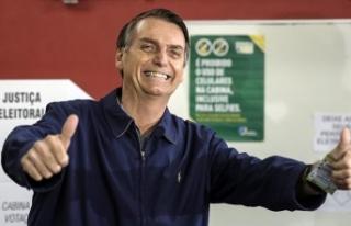 Brezilya Devlet Başkanı Bolsonaro'dan ABD üssüne...