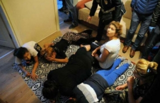 Bursa'da uyuşturucu ticaretine 5 tutuklama