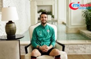 """""""Bursaspor'un en iyi transferi Samet Aybaba"""""""