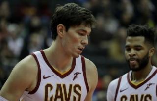 Cedi'den Cavaliers'a 17 sayılık katkı