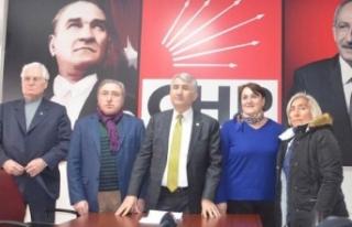 CHP Kayseri il yönetiminde 6 üye görevinden istifa...