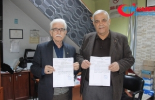 """""""CHP'de adalet ve demokrasi yok"""" deyip istifa..."""