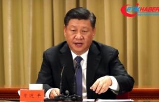 """Çin lideri Xi orduya """"savaşa hazır ol""""..."""
