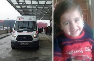 Çorum'da yangın: Minik Muhammet öldü; anne,...