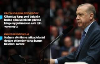 Cumhurbaşkanı Erdoğan: Sözler tutulmazsa gereken...