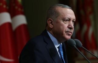 Cumhurbaşkanı Erdoğan: 2018 büyümesi yine tahminlerin...