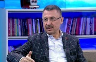 Cumhurbaşkanı Yardımcısı Oktay: Cumhurbaşkanlığı...