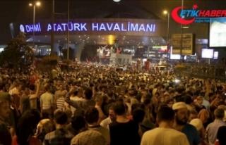 'Darbeci albay Atatürk Havalimanı'nı...