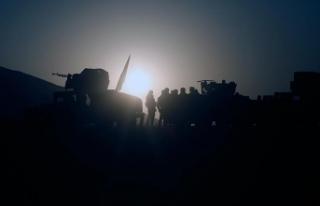 Deyrizor'da YPG/PKK-DEAŞ çatışması sürüyor