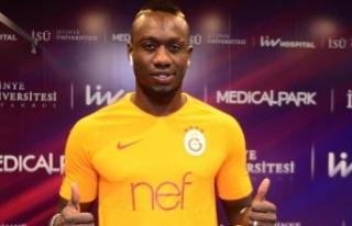 Diagne resmen Galatasaray'da