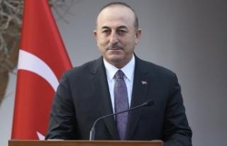 Dışişleri Bakanı Çavuşoğlu: Artık sadece sismik...