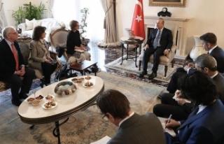 Dışişleri Bakanı Çavuşoğlu BM raportörü Callamard...