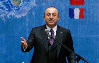 Dışişleri Bakanı Çavuşoğlu: Suriye'de...