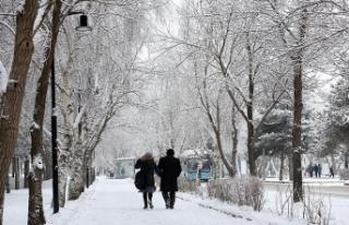 İç Anadolu için kar yağışı uyarısı