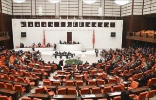 Ekonomi alanında destek teklifi Genel Kurulda kabul...