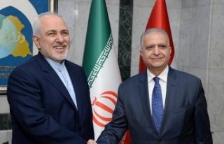 El-Hakim ve Zarif ABD'nin İran yaptırımlarını...