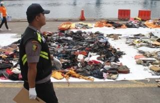 Endonezya'da düşen uçağın ikinci karakutusu...