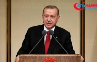 Erdoğan: Kaymakamlardan milletle iç içe olmalarını...