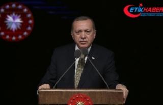 Erdoğan: Nerede bir darbe girişimi varsa hepsinin...