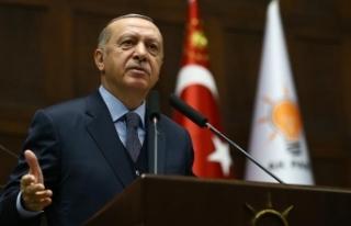 Erdoğan'dan 'faşizm' çıkışı
