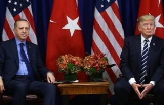Erdoğan ile Trump Suriye ve ikili ilişkileri görüştü