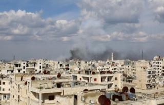 Esed rejiminden İdlib'e saldırı: 5 ölü,...