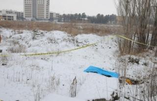 Eskişehir'de boş arazide kadın cesedi bulundu