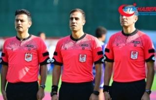 Fenerbahçe - Ümraniyespor maçı Serkan Tokat'ın