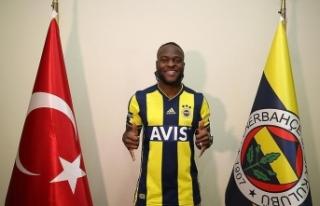 Fenerbahçe Moses'ı 1,5 yıllığına kiraladı