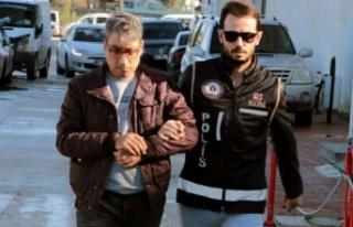 FETÖ şüphelisi Jandarma İstihbarat Müdürü Vekili...